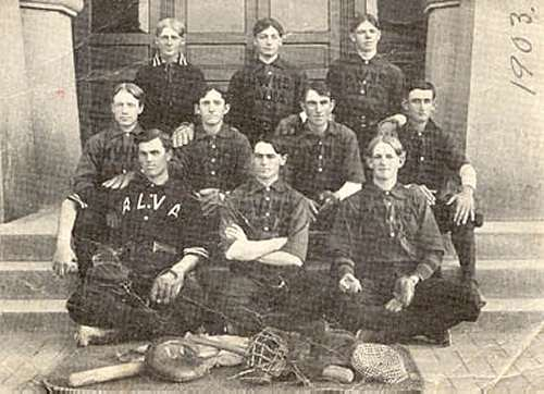 1903  baseball team by NWOkie