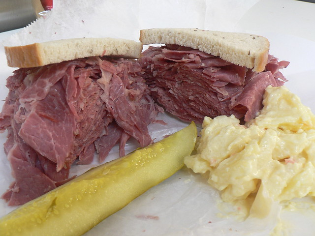 ... as of Corn Beef Sandwich let me start this Corn Beef Sandwich