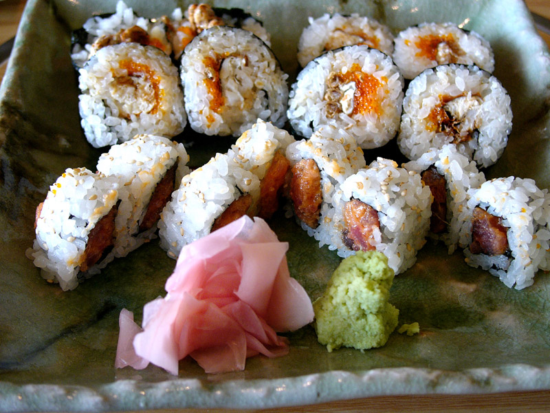 Issin Sushi Restaurant Penticton Groupon