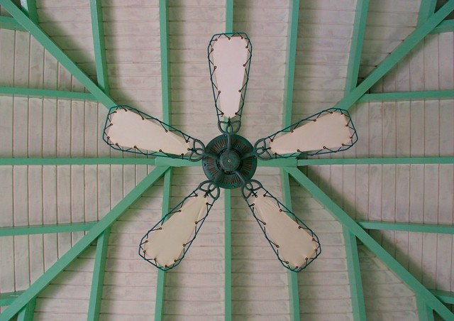 Caribbean ceiling fan