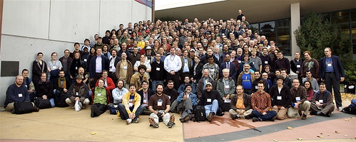 Group Photo of Plone Conference 2006