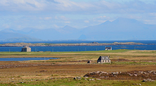 Mull from Tiree