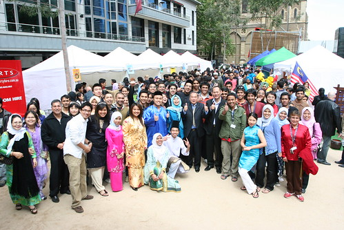 Fiesta Malaysia Open House attracts huge crowds