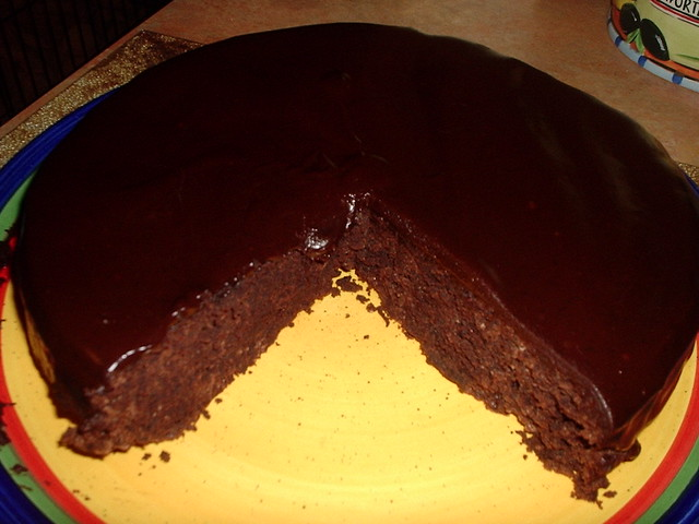 Almost Fudge Gateau | Flickr - Photo Sharing!
