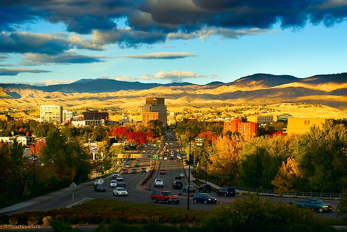 Downtown Boise (EXPLORED)