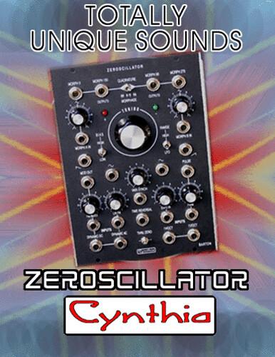 Cynthia Zeroscillator by Matrixsynth
