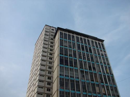 MEDELLIN Edificio Furatena by laloking97