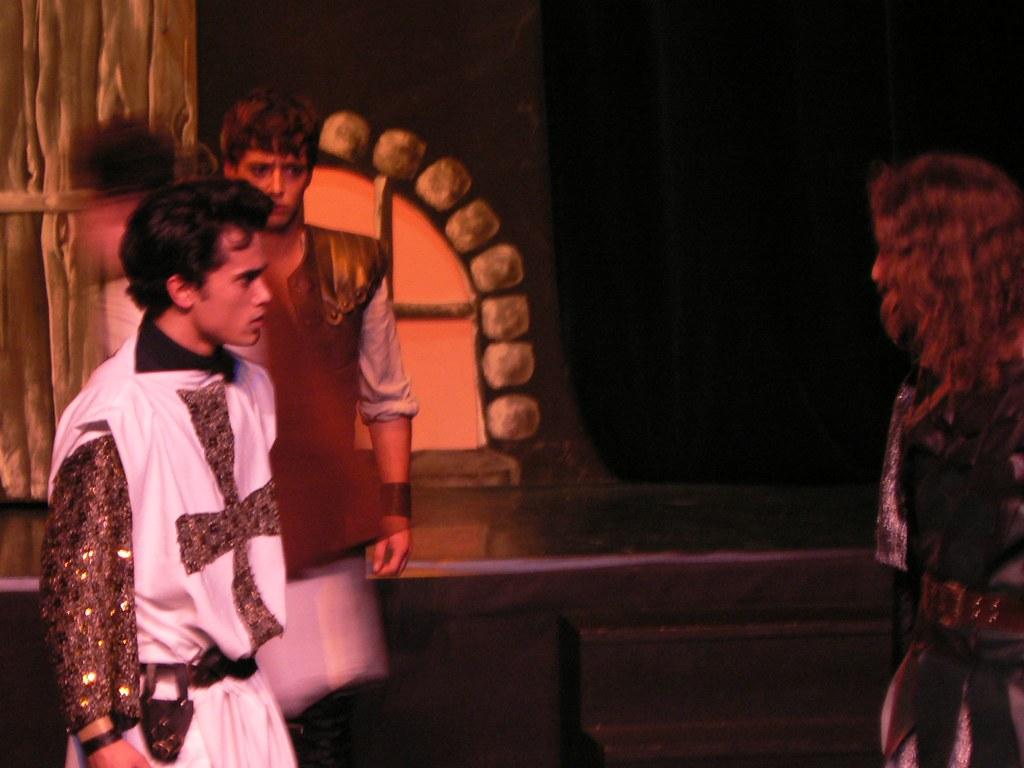 Lancelot & le roi Arthur