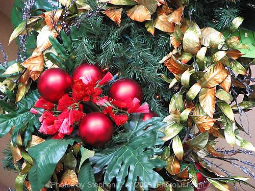 Hawaiian Christmas Decoration Flickr Photo Sharing