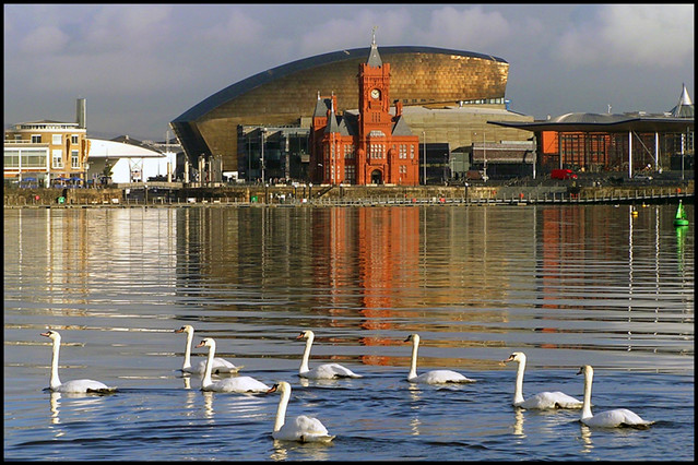 Cardiff Bay - Flickr CC ben_salter