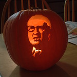 Dick Cheney Pumpkin 2
