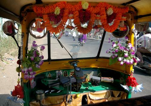 blessed rikshaw