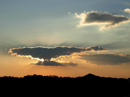 sunset shadow sky cloud sun west sc sundown southcarolina peaceful columbia