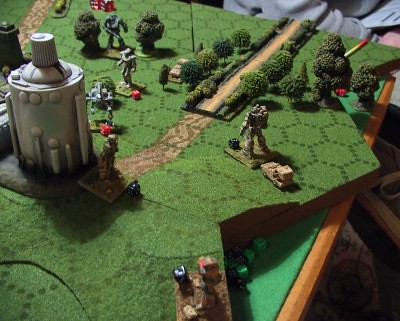 Battletech Geo Hex Terrain Flickr Photo Sharing