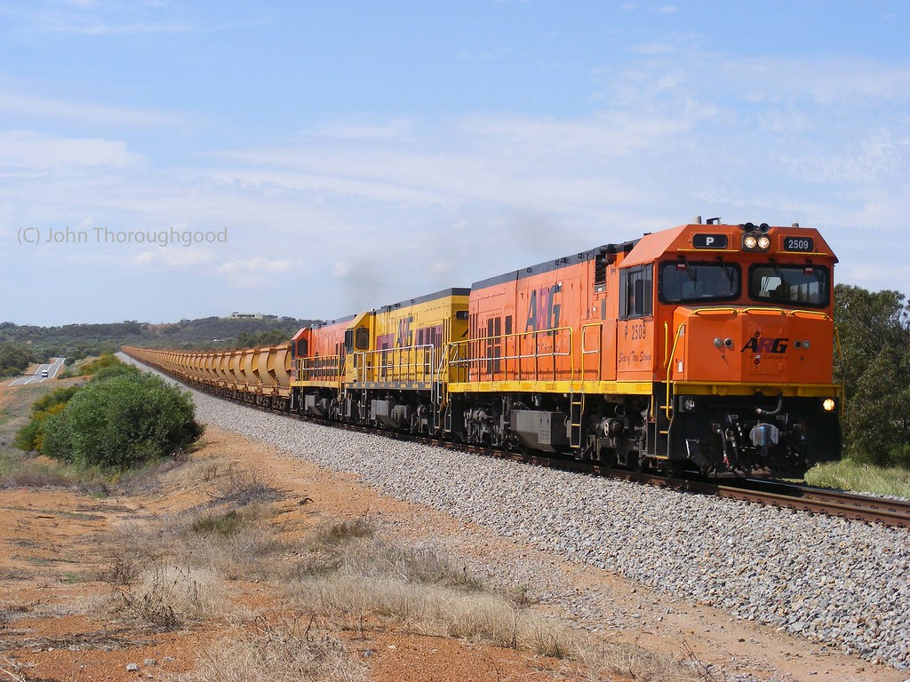 P2509-P2501-P2516=loaded ore at Bringo by John