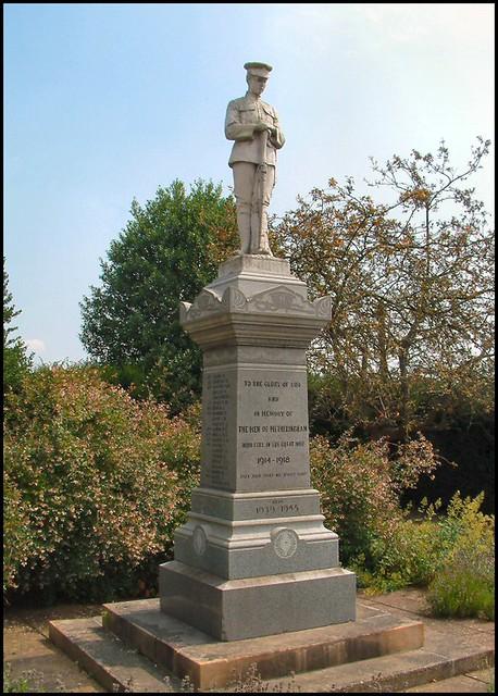 War Memorial Metheringham Lincolnshire Metheringham