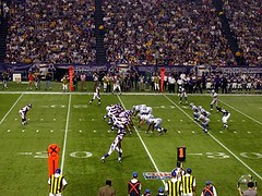Vikings VS Lions