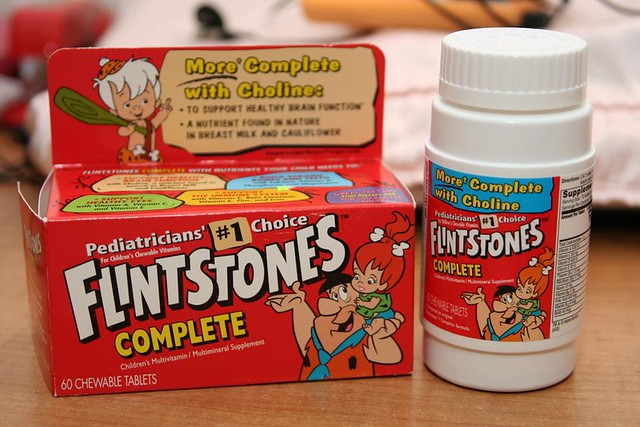 Are flintstone vitamins good for adults