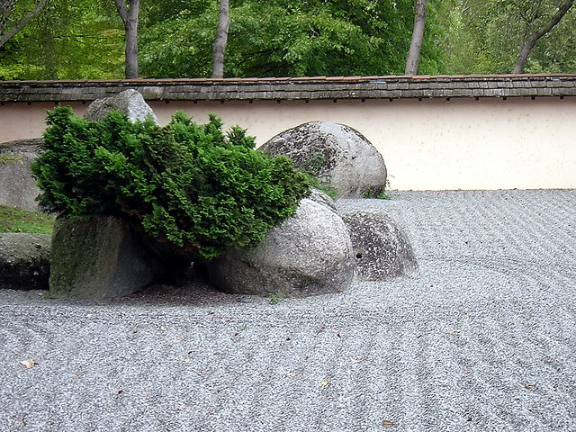 le coin zen du jardin japonais toulouse flickr photo