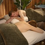 Couples Spa Massage Cabana