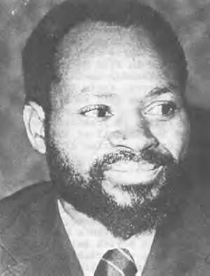 Portrait of Samora Machel Who Led the Nation of Mozambique to National Independence From Portuguese Colonialism by panafnewswire