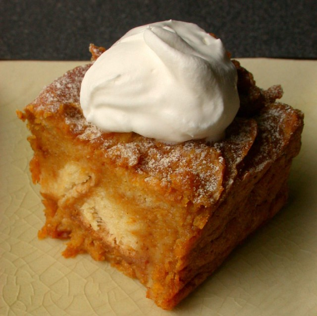 Pumpkin Bread Pudding | Flickr - Photo Sharing!