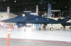 aviation, airplane, vehicle, lockheed f-117 nighthawk, fighter aircraft, jet aircraft, air force,