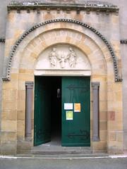église (SAINT ENNEMOND,FR03)