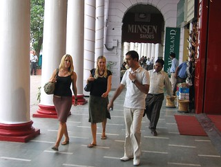 Take a stroll around Connaught Place - Things to do in New Delhi