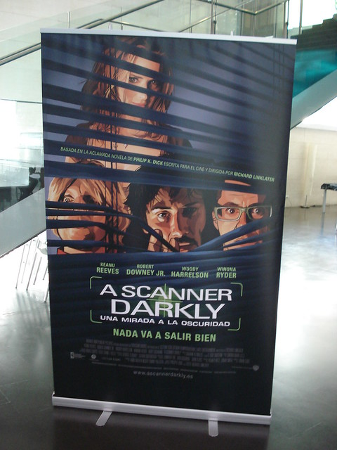 Header of A Scanner Darkly