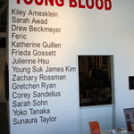"""Young Blood"" Group Show : Billy Shire Fine Arts"