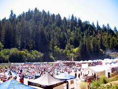 A look at the Russian River Jazz and Blues Festival.