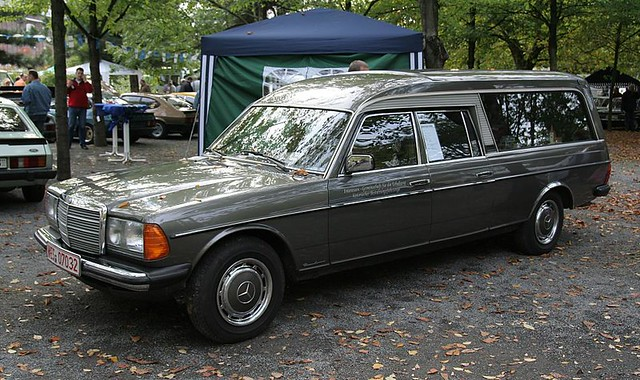 Photo for Mercedes benz hearse