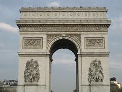 Full Arc de Triomphe