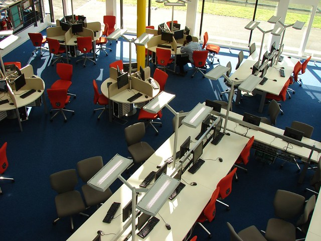 Table Choices Library And Learning Centre UEL A