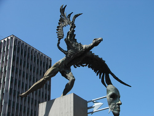 MANIZALES Escultura De Simón Bolívar, Maestro Arenas Betancur by laloking97