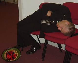 Sleeping Policeman