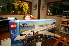 the lego box is so big, the boy so small    MG 5165
