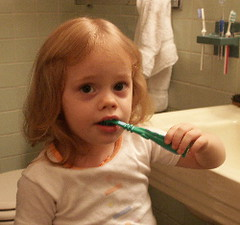 Nursery Toothbrushing Saves in Dental Costs