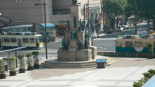 Kagoshima center station / 鹿児島中央駅