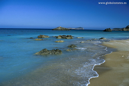 Ibiza, Eivissa, Islas Baleares. Ubicación de fácil acceso desde las promociones