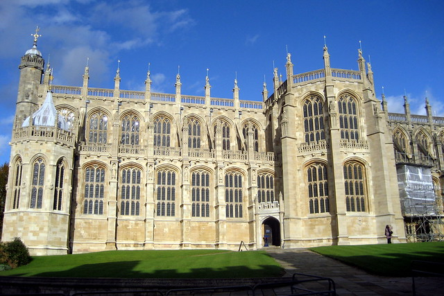 UK - Windsor - Windsor Castle: St. George's Chapel
