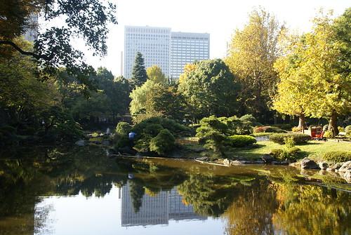 Hibiya Park (日比谷公園)