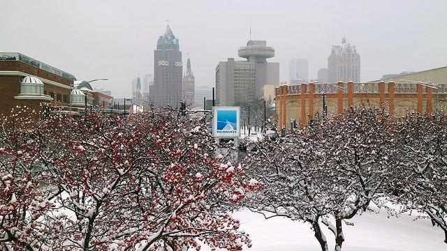 Snow @ MKE