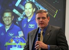 Bill McArthur, Astronaut