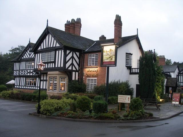 Worsley Hall Hotel