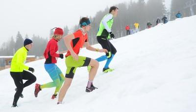 Běh do oblak přinesl sněhovou torturu