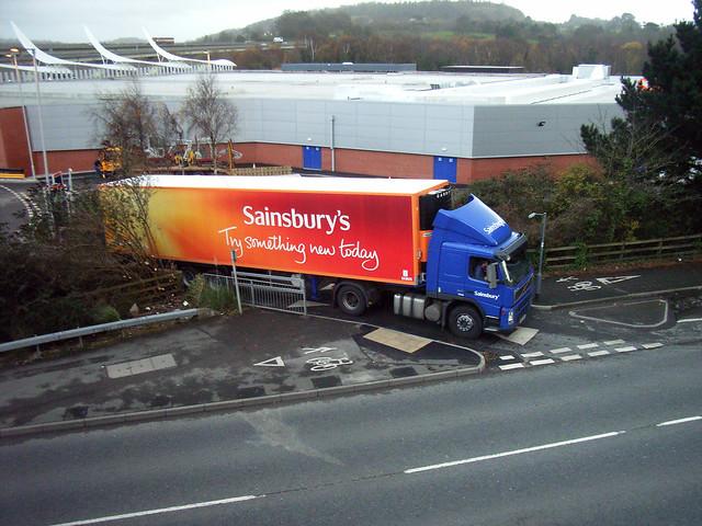 Sainsburys Excel Volvo Flickr Photo Sharing