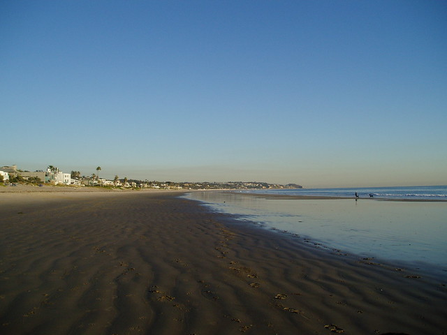 Broad Beach, looking south