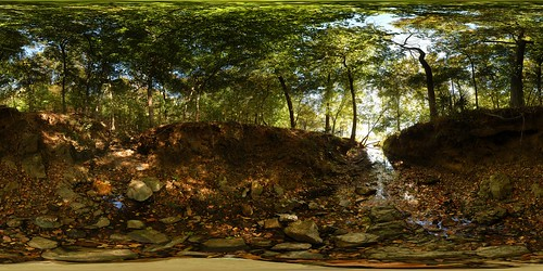 panorama heritage creek forest river geotagged pano 360 sphere savannah preserve equirectangular geolon82004747 geolat3352408
